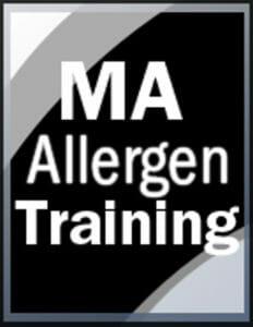Massachusetts Allergen Awareness Training