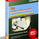 Exceptional Restaurant Service Cover