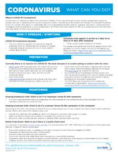 Coronavirus Guide