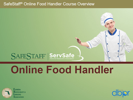 SafeStaff Online Food Handler