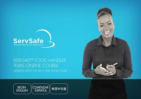 Texas ServSafe Food Handler
